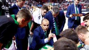 Carles Duran y sus jugadores afrontarán un reto europeo apasionante