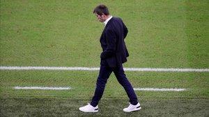 Celades y el Valencia quieren olvidar la debacle de la Supercopa