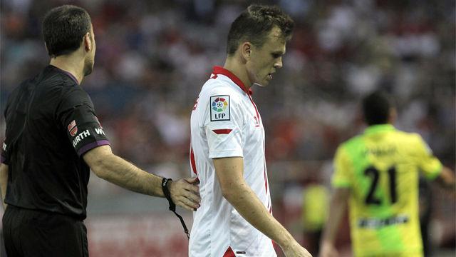 Cherysev vuelve a Mestalla con un recuerdo bajo el brazo