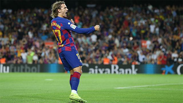 La conexión Griezmann - Messi ya da sus frutos