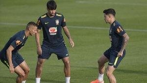 Coutinho no podrá estar en la próxima fecha doble de Brasil