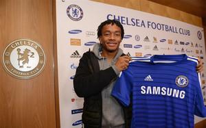 Cuadrado se convierte en nuevo jugador del Chelsea