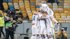 El Dinamo Kiev se proclamó campeón de la Supercopa de Ucrania