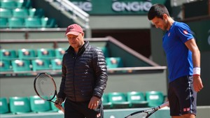 Djokovic ha decidido prescindir de su entrenador y el resto de su equipo