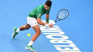 Djokovic sigue acelerando en su torneo favorito