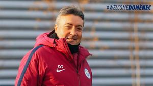 Domènec Torrent, nuevo entrenador del New York City FC