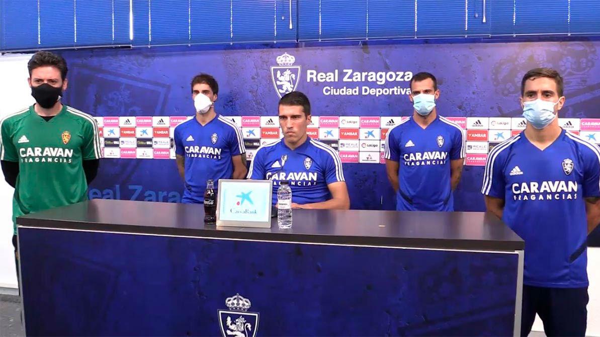 El duro comunicado de la plantilla del Zaragoza