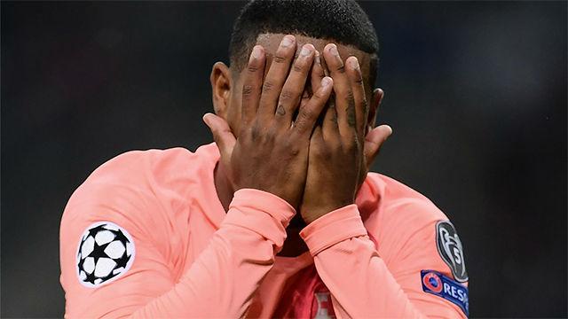 La emoción de Malcom después de su momento soñado: definición de lujo y lágrimas al marcar