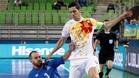 España afronta los cuartos ante Ucrania