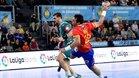 España mostró su mejor imagen ante Bielorrusia
