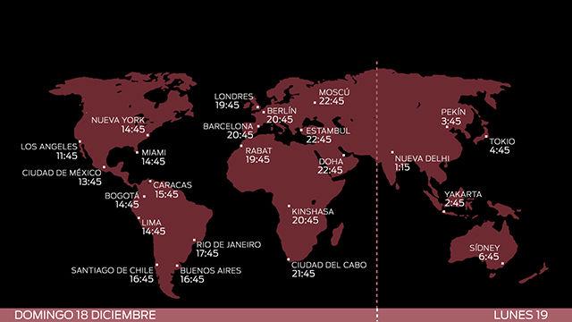 Estos son los horarios del derbi FC Barcelona - Espanyol en todo e mundo