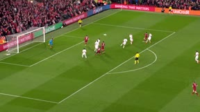 El faraónico gol de Salah que limpió las telarañas de Anfield