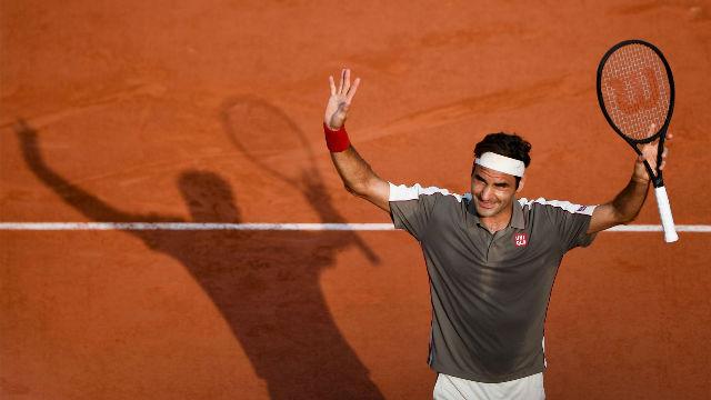 Federer se deshace de Wawrinka y estará en las semifinales