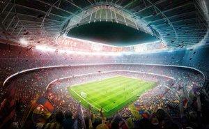 Google Maps: Visita y explora a profundidad el interior del Camp Nou desde la comodidad de tu casa