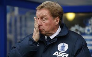 Harry Redknapp no será más entrenador del Queens Park Rangers