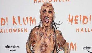 Heidi Klum triunfa en Halloween con este espectacular disfraz