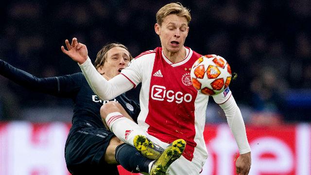 De Jong manda un mensaje al Real Madrid