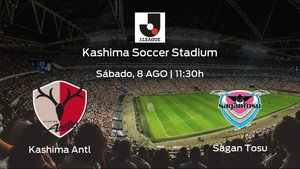 Jornada 9 de Liga Japonesa J1: previa del duelo Kashima Antlers - Sagan Tosu
