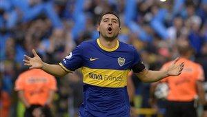Juan Román Riquelme saltó en defensa de Boca Juniors