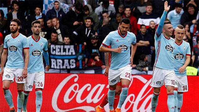 LALIGA | Celta - Sevilla (4-0)