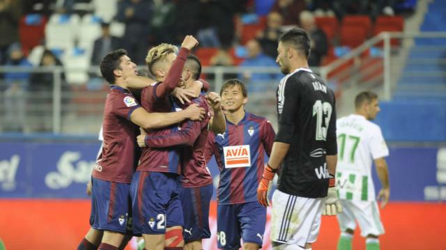 LALIGA | Eibar - Betis (5-0)