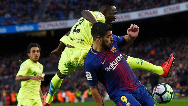 LALIGA FCB | FC barcelona - Getafe (0-0)