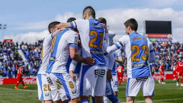 LALIGA   Leganés - Sevilla (2-1)