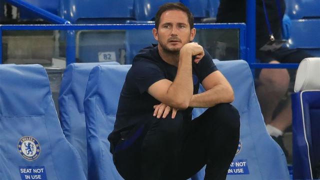 Lampard: Tenemos que centrarnos en los partidos uno a uno