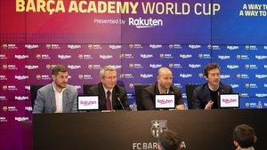 Las Barça Academy son un activo importante del FC Barcelona