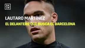 Los números por los que el Barça suspira por Lautaro