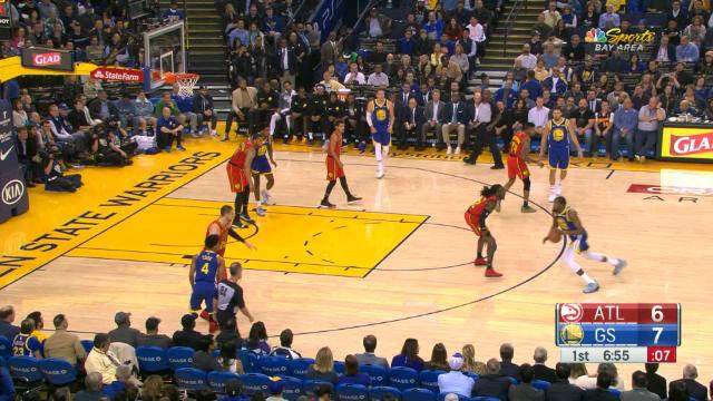 Los Warriors se reencuentran con la victoria con un brutal Durant