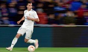 Lucas Vázquez podría acabar en el Arsenal de Emery