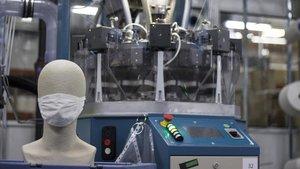 Lurbel adapta su capacidad productiva para fabricar material de uso sanitario