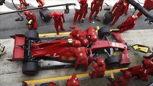 En Maranello se trabaja sin parar en mejorar el coche