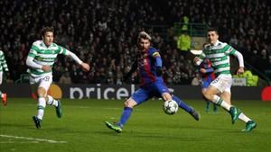 Messi quiere marcar muchos más goles con el Barça