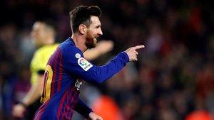 Messi regresa al equipo titular y buscará su gol 400 en la Liga