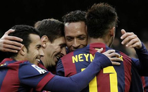 Messi ya supera a Figo como máximo asistente en la Liga en los últimos 25 años