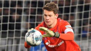 Nübel acaba contrato con el Schalke en junio