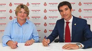 Nuevo sponsor para el Girona