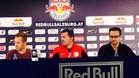 Óscar ha sido el entrenador con menos partidos para llegar a 100 puntos en Austria