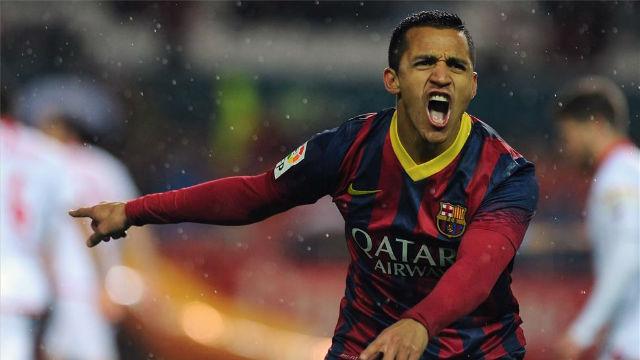 ¿Por qué no triunfó Alexis Sánchez en el FC Barcelona?