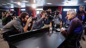 La prensa escrita tambien podrá entrar en los estadios de LaLiga