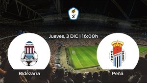 Previa del encuentro: el FC Bidezarra recibe a la Peña Sport en la séptima jornada
