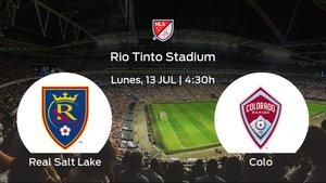 Previa del encuentro: el Real Salt Lake inicia el campeonato recibiendo al Colorado Rapids