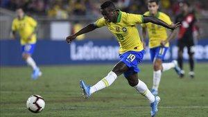 El Real Madrid podría verse obligado a ceder a Vinicius y Rodrygo a Brasil