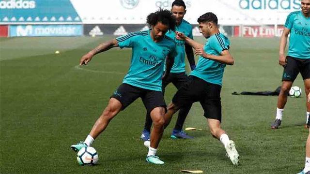 El Real Madrid se prepara para el Celta sin Cristiano Ronaldo