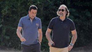 Rufete ha intentado frenar la salida de Sergio Ortega