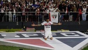 Sao Paulo realizó un gran esfuerzo para fichar a Dani Alves