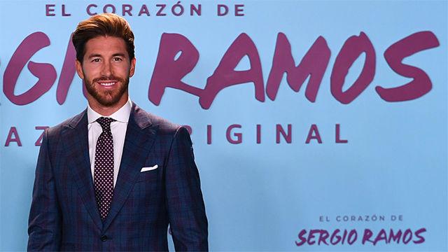 Sergio Ramos muestra su cara más íntima en un documental para 200 países