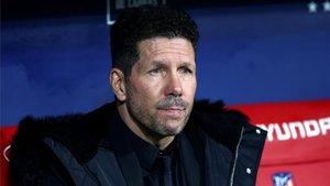 Simeone no le cierra las puertas al Calcio